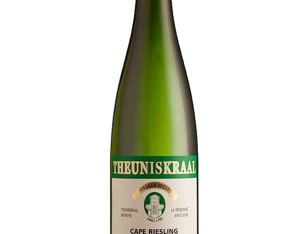 Theuniskraal Cape Riesling