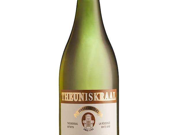 Theuniskraal Semillon/ Chardonnay