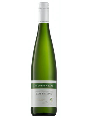 Theuniskraal Cape Riesling 2018