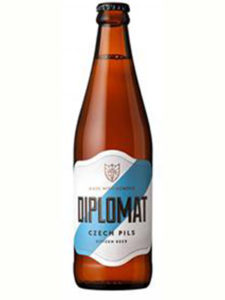 Citizen Diplomat Czech Pilsner 440ml