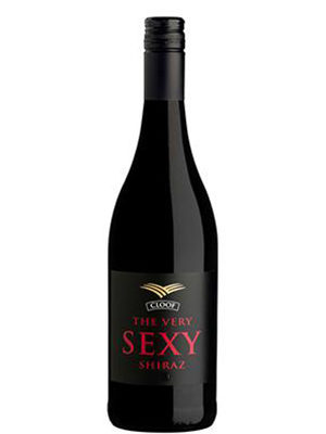 Cloof The Very Sexy Shiraz 2014