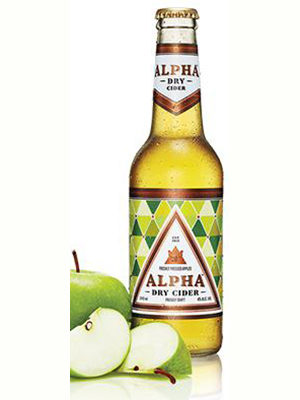 Devil's Peak Alpha Dry Cider 340ml