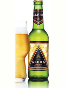 Devil's Peak Alpha Golden Ale 340ml