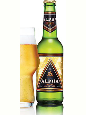 Devil's Peak Alpha Golden Ale 340ml