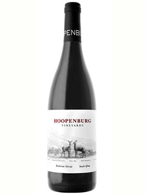 Hoopenburg Bushvine Shiraz 2014