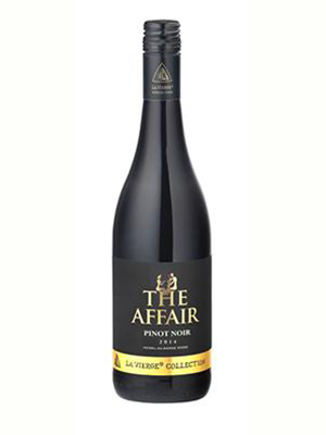 La Vierge The Affair Pinot Noir 2015