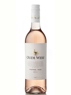 Oude Werf Pinotage Rose 2017
