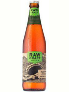 Raw Craft Kloof Pale Ale 440ml