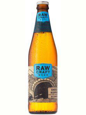 Raw Craft Sneeukoppie Blonde 440ml