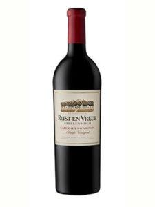 Rust en Vrede Single Vineyard Cabernet Sauvignon