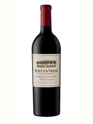 Rust en Vrede Single Vineyard Cabernet Sauvignon