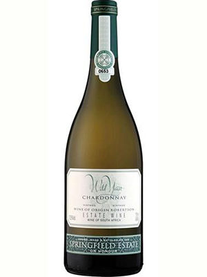 Springfield Special Wild Yeast Chardonnay
