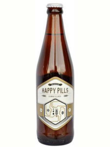 Woodstock Brewery Happy Pills German Pilsner 440ml