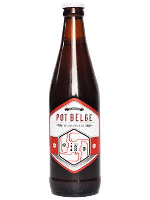 Woodstock Brewery Pot Belge Belgian Amber Ale 440ml