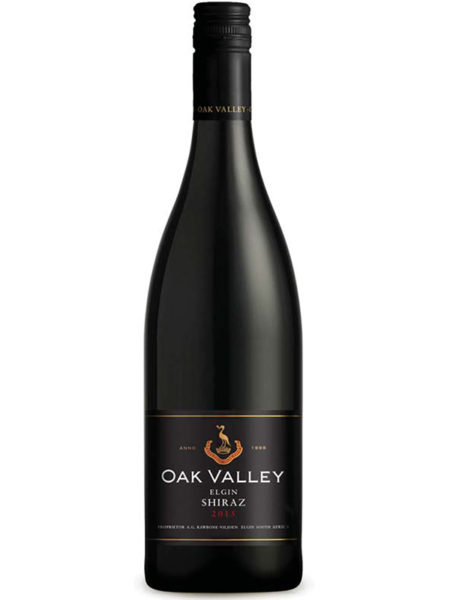 Oak Valley Elgin Shiraz 2015