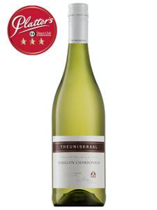 Theuniskraal Semillon/Chardonnay 2016