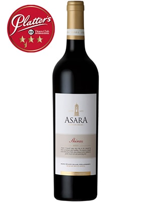 Asara Vineyard Collection Shiraz 2012