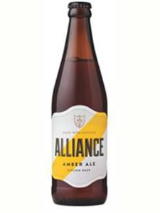Citizen Alliance American Amber Ale 330ml