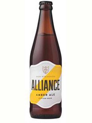 Citizen Alliance American Amber Ale 330ml