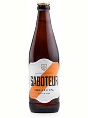 Citizen Saboteur English IPA 440ml