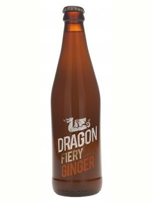 Dragon Fiery Ginger Beer 330ml