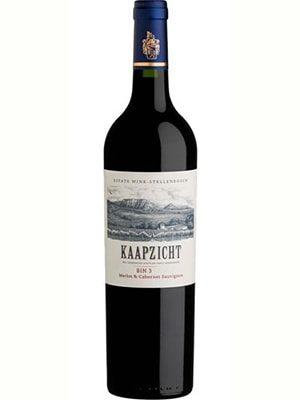 Kaapzicht Bin 3 Merlot / Cabernet Sauvignon
