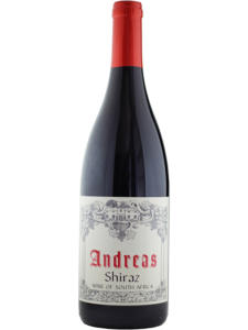 Andreas Shiraz 2012
