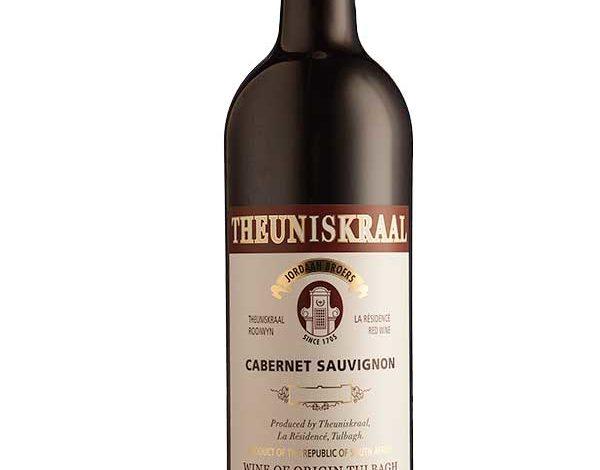 Theuniskraal Cabernet Sauvignon 2019