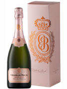Graham Beck Brut Rose MCC in Pink Box