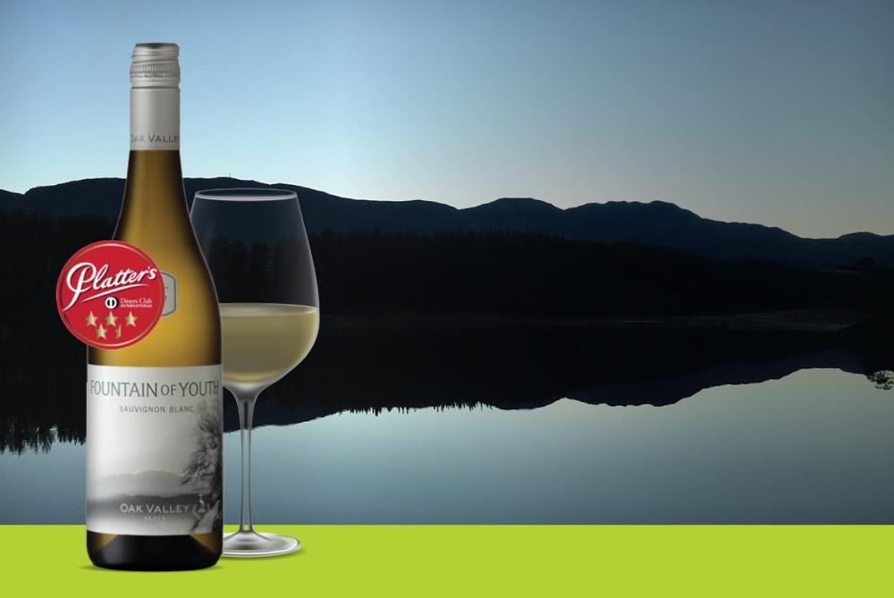 Oak Valley<br />Fountain of Youth<br />Sauvignon Blanc 2018