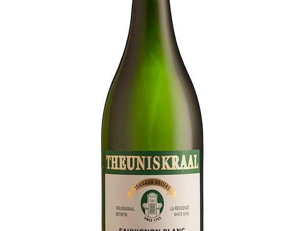 Theuniskraal Sauvignon Blanc 2020