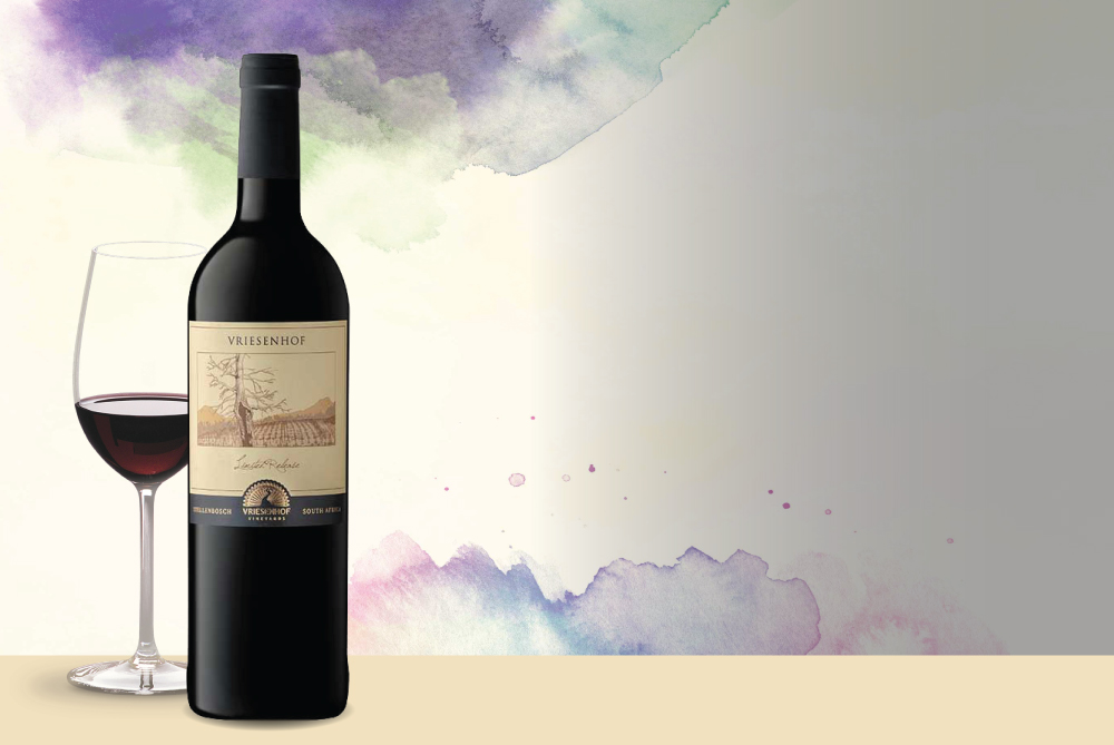 Vriesenhof <br />Limited Release<br />Red Blend<br />2018